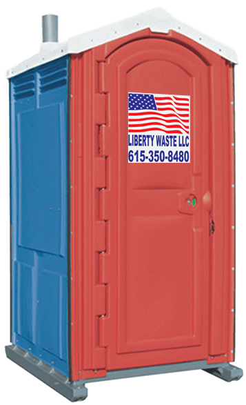 basic portable toilet rental nashville - Liberty Waste, Nashville, TN
