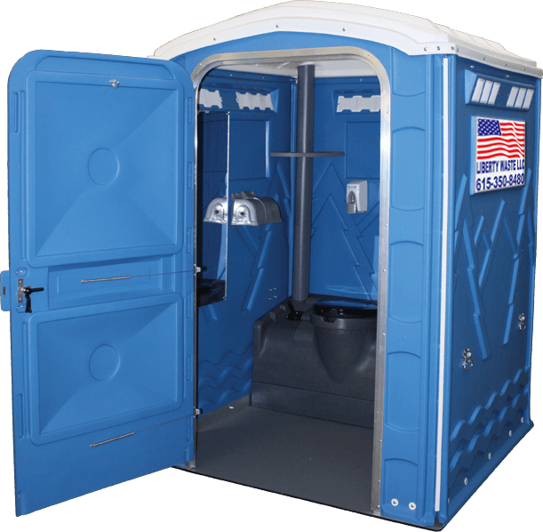 handicap toilet rental nashville open - Liberty Waste, Nashville, TN