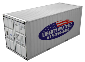 20 ft Portable Storage Container used as Shipping Container, Construction Storage Container, Conex Storage Container, or Mobile Storage Unit Nashville TN